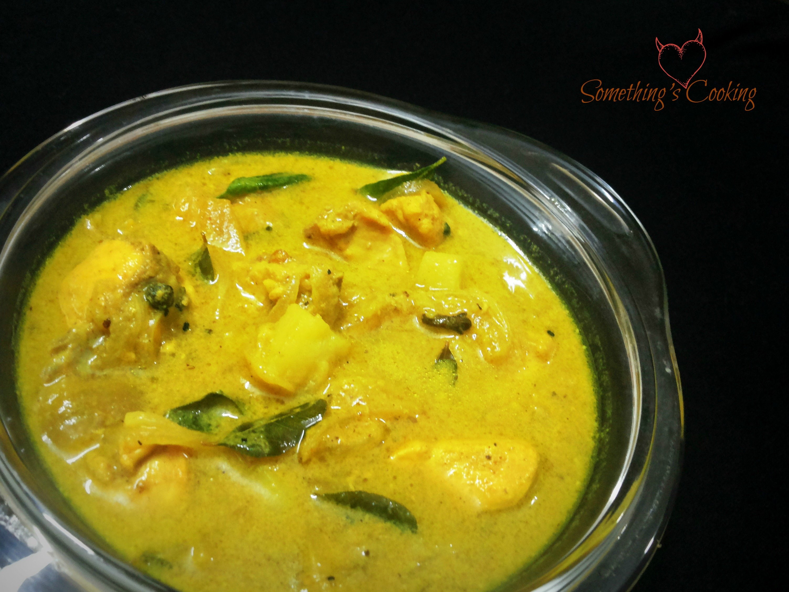 Chicken in Coconut Milk (Chicken Stew)