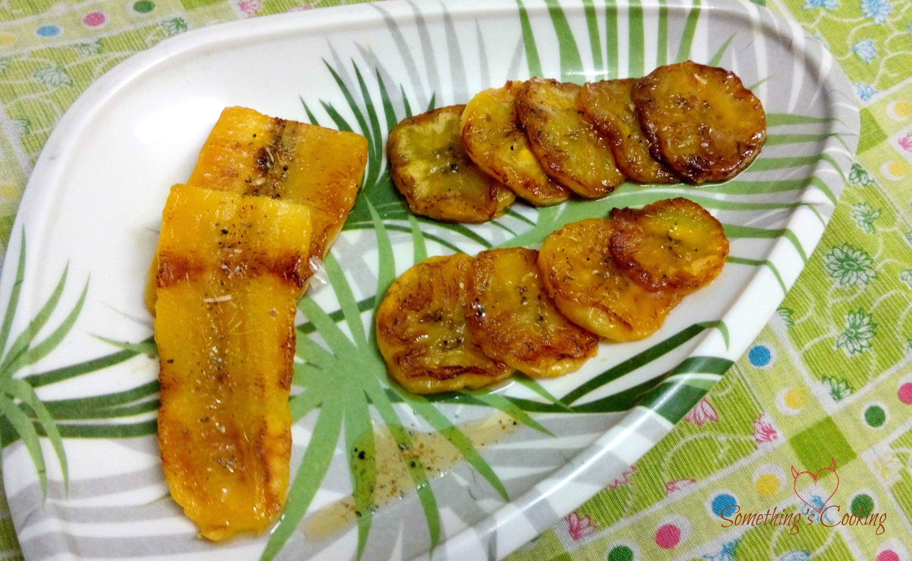 Honey Glazed Bananas (Pazham Varattiyathu)