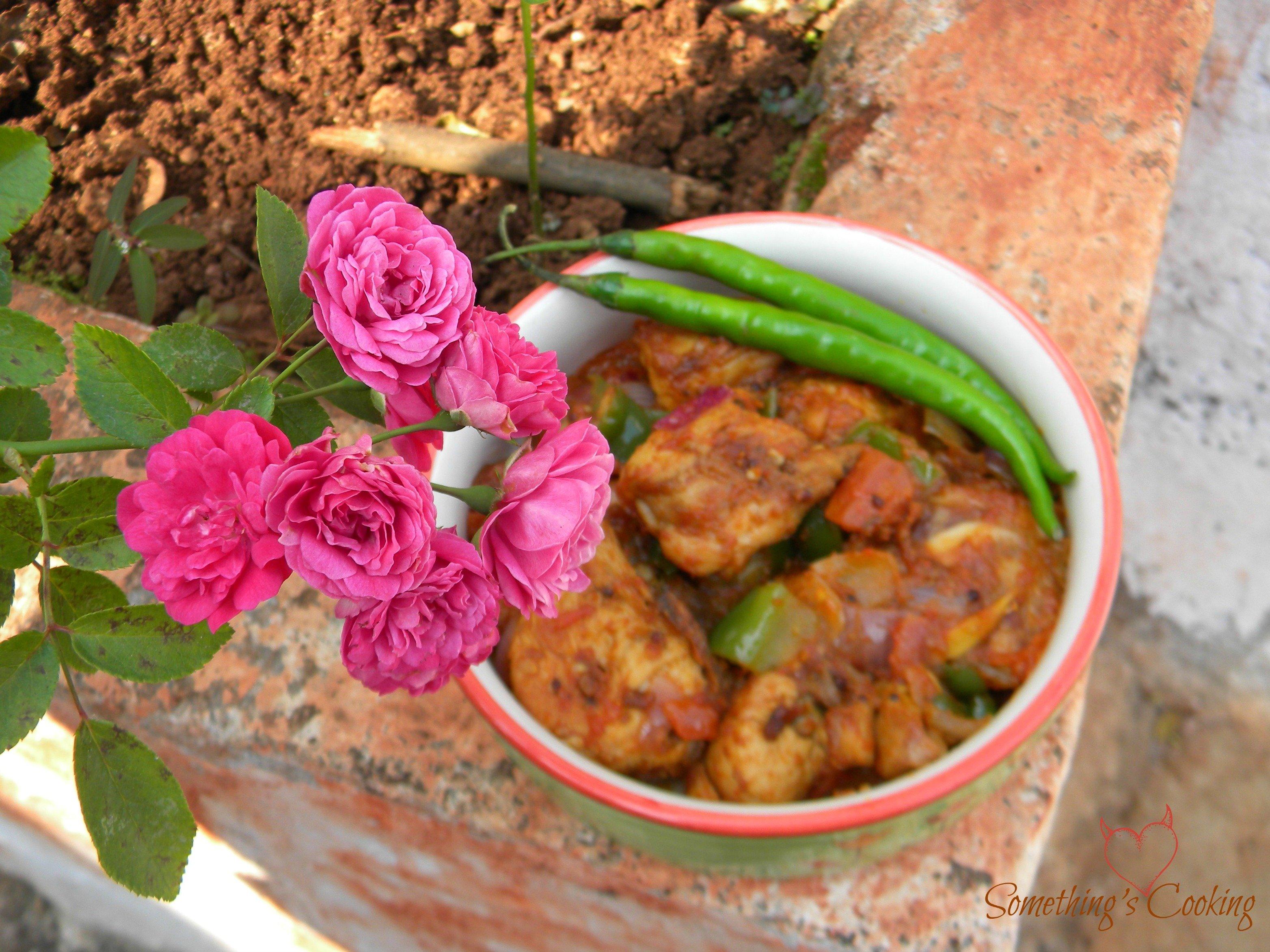 Kadai Chicken2