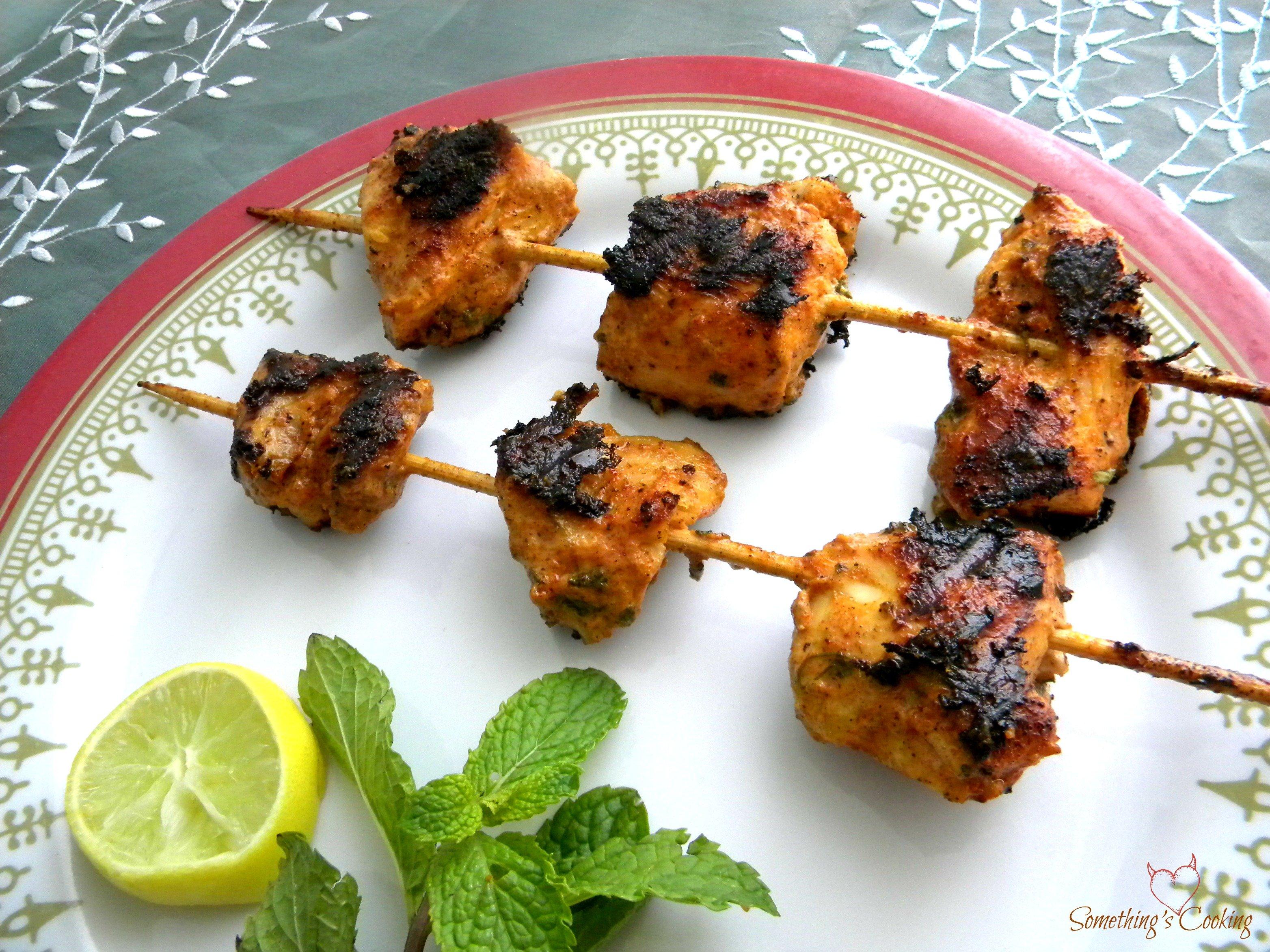 Afghani Chicken Kebabs3