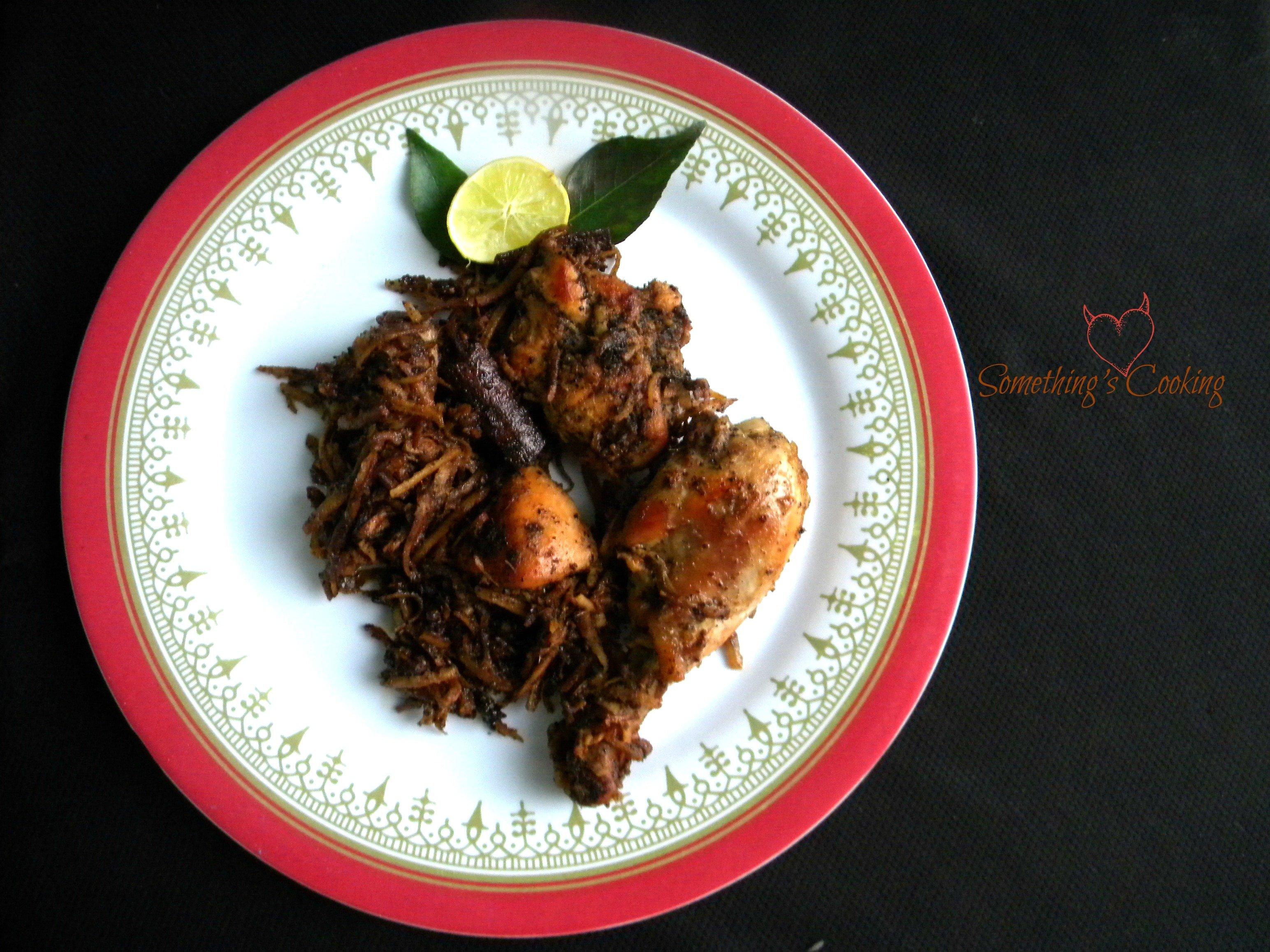 Chettinad Pepper Chicken1