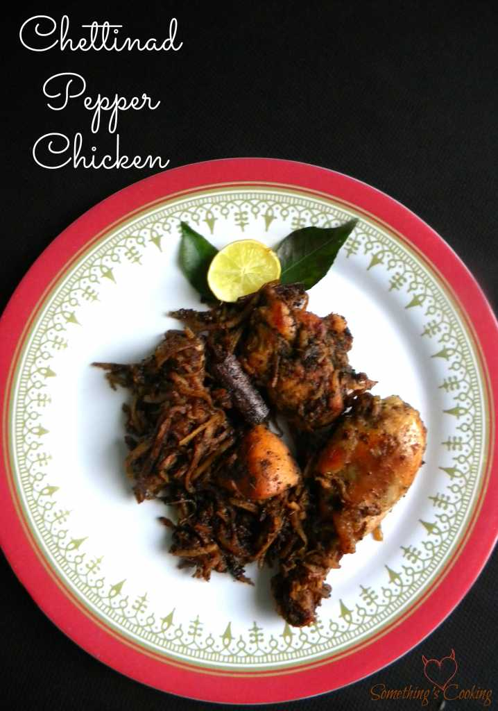 Chettinad Pepper Chicken3