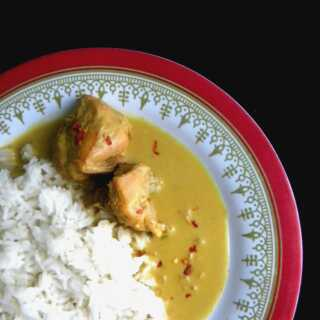 Indonesian Chicken Curry #AtoZChallenge