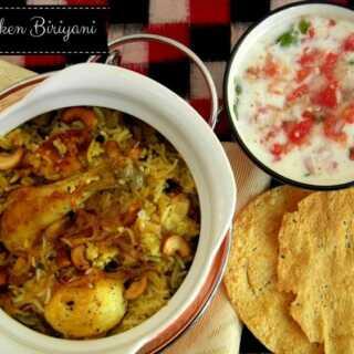 Chicken Biriyani | The Secret to making an easy Chicken Biriyani