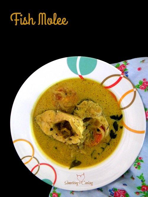 Fish Molee Stew Moolie