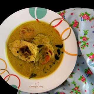 Fish Molee – Recipe for Kerala Style Fish Stew