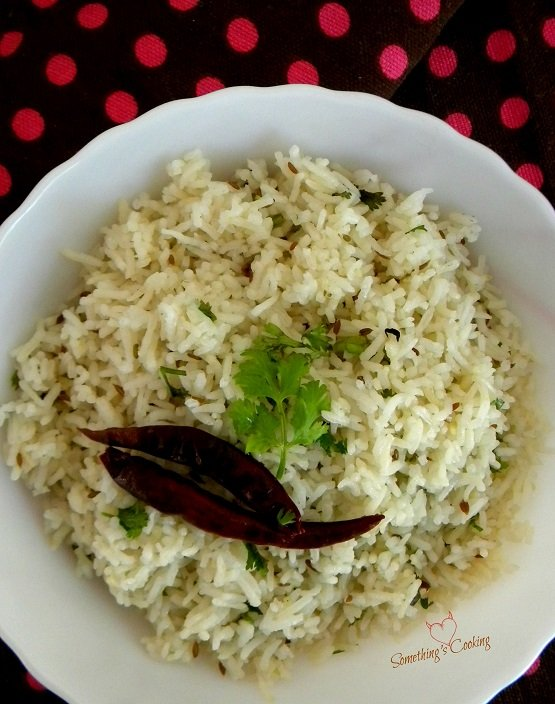 Jeera Rice - Zeera Rice