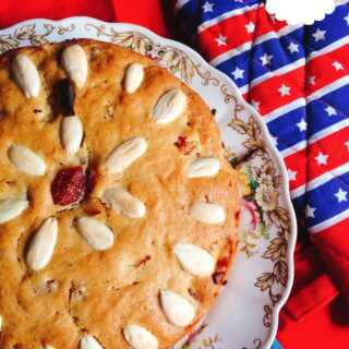 Holiday Fruit Cake : Guest Post by Twinkling Tina Cooks