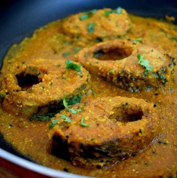 Bengali Fish Curry Recipe