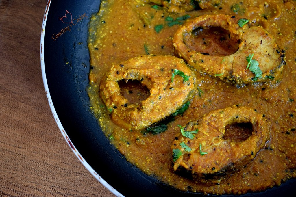 Bengali Fish Curry - Mustard Fish Curry - Recipe - Maccher Jhol Image