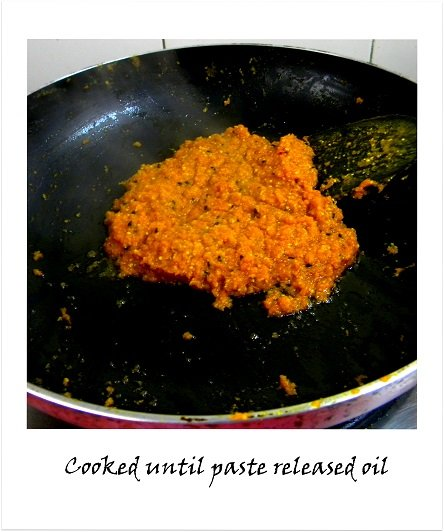 Bengali Fish Curry - Step by step instructions 2