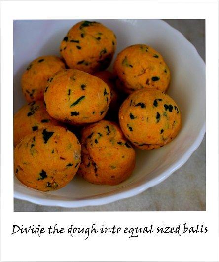 methi thepla step by step recipe 6