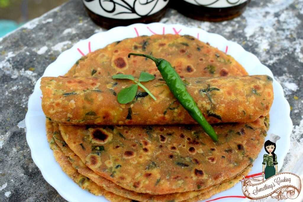 Methi Thepla - How to make methi thepla at home - Recipe - Images