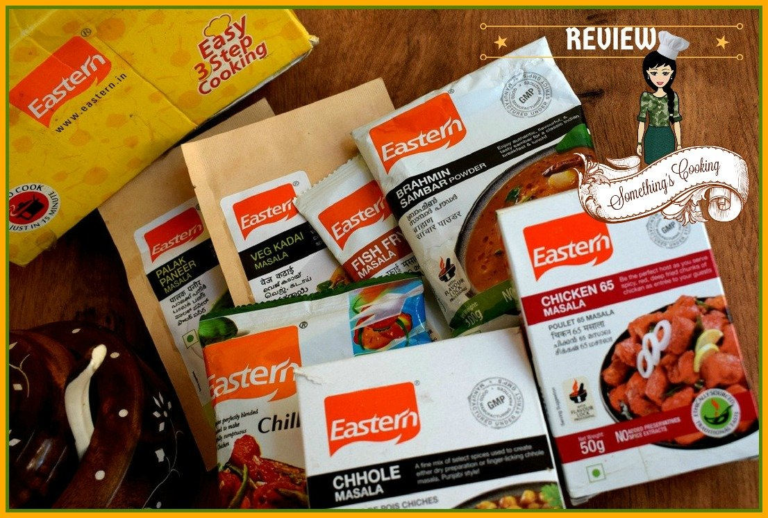 Eastern Spices - Indian Spices - Spices Review