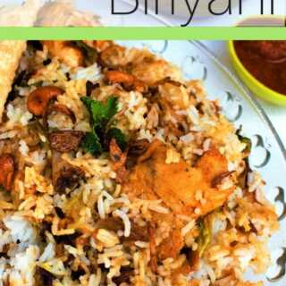 Hyderabadi Dum Biriyani