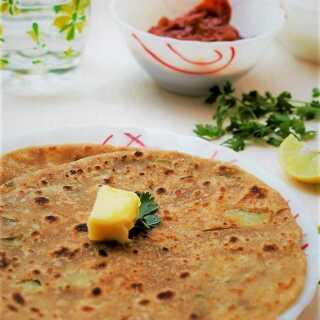 Aloo Paratha Recipe - Indian Cuisine
