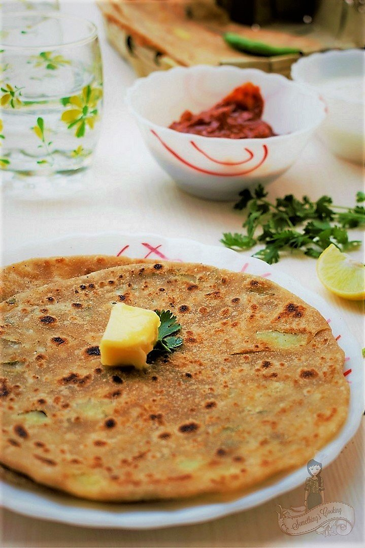 Aloo Paratha Recipe - Indian Cuisine
