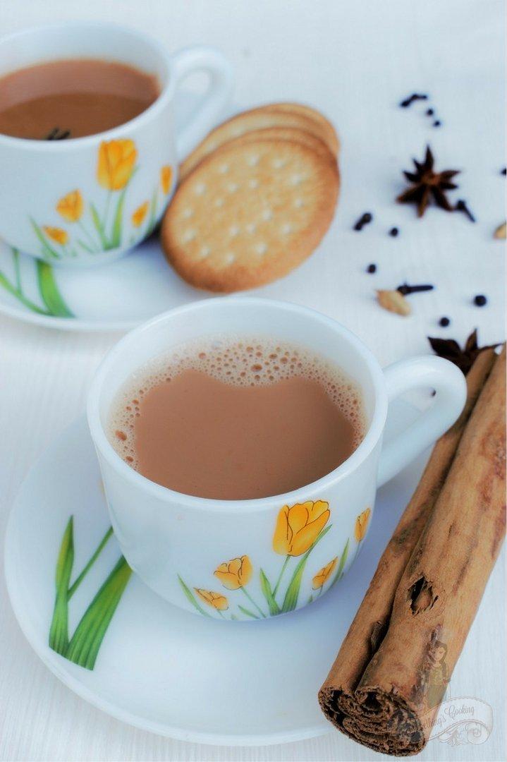 Indian Masla Chai Health Benefits - Masla Chai Ingredients