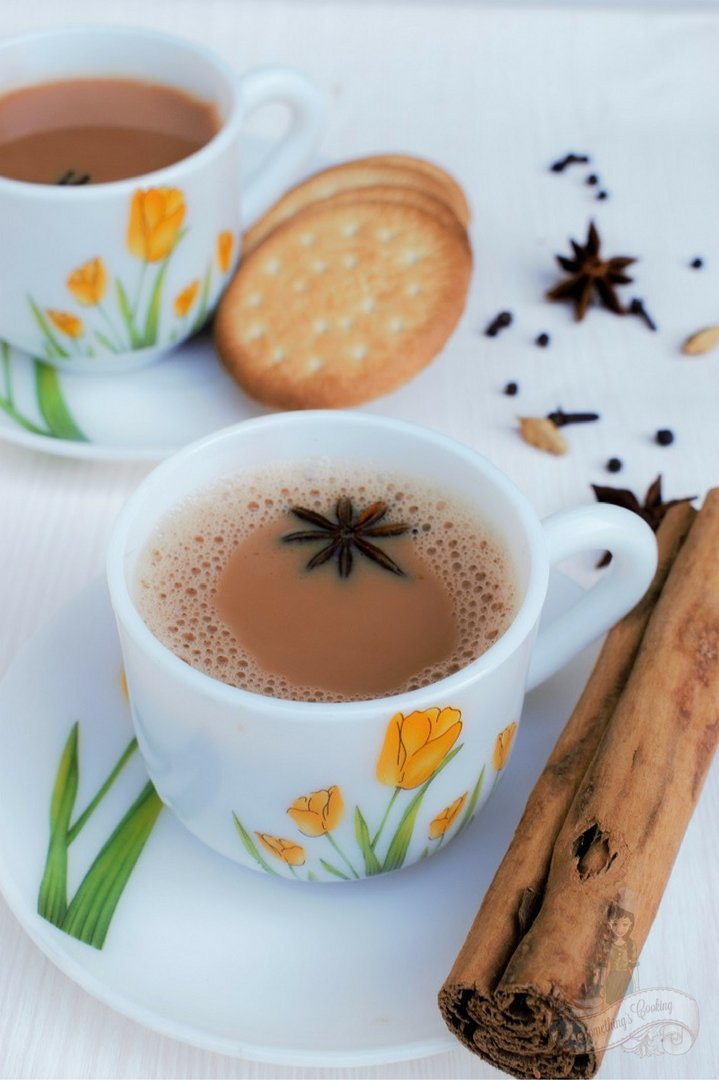 How to make Indian Masala Chai at home - Masala Chai Recipe
