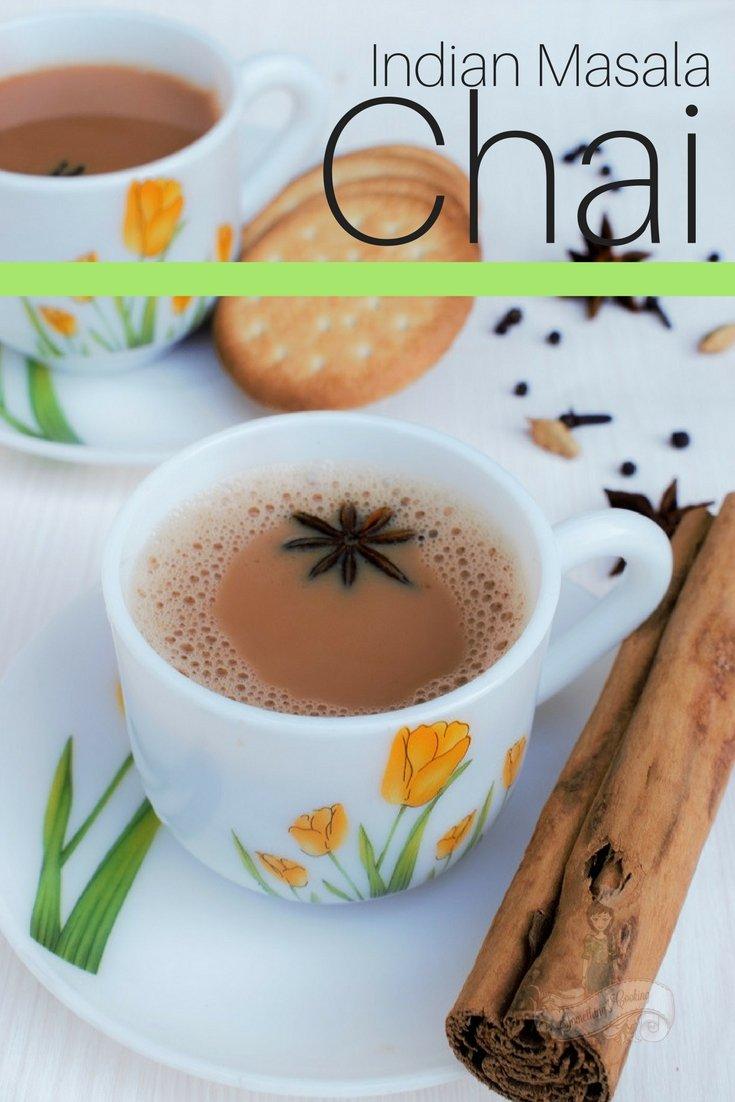 Indian Masala Chai Pinterest