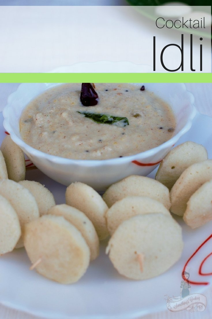 Cocktail Idlis