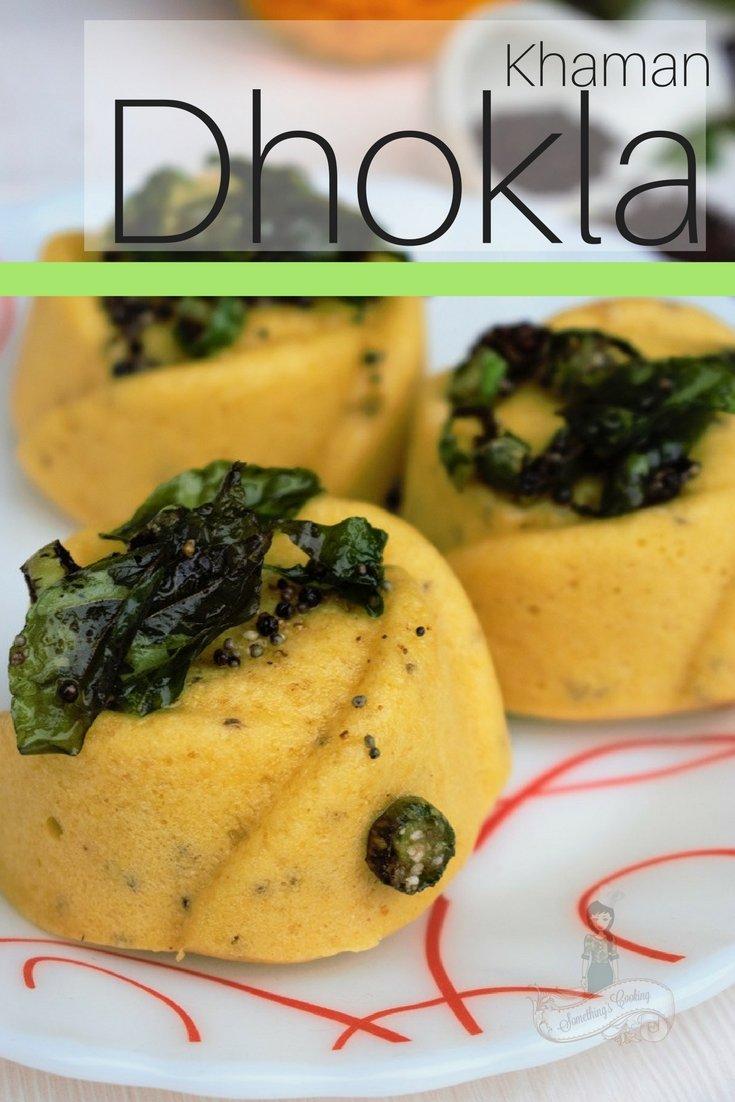 Dhokla Pinterest