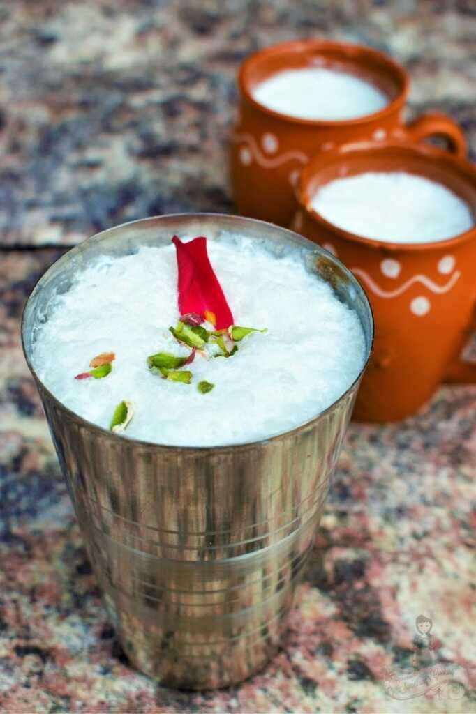 Lassi Recipe - How to make Lassi at home