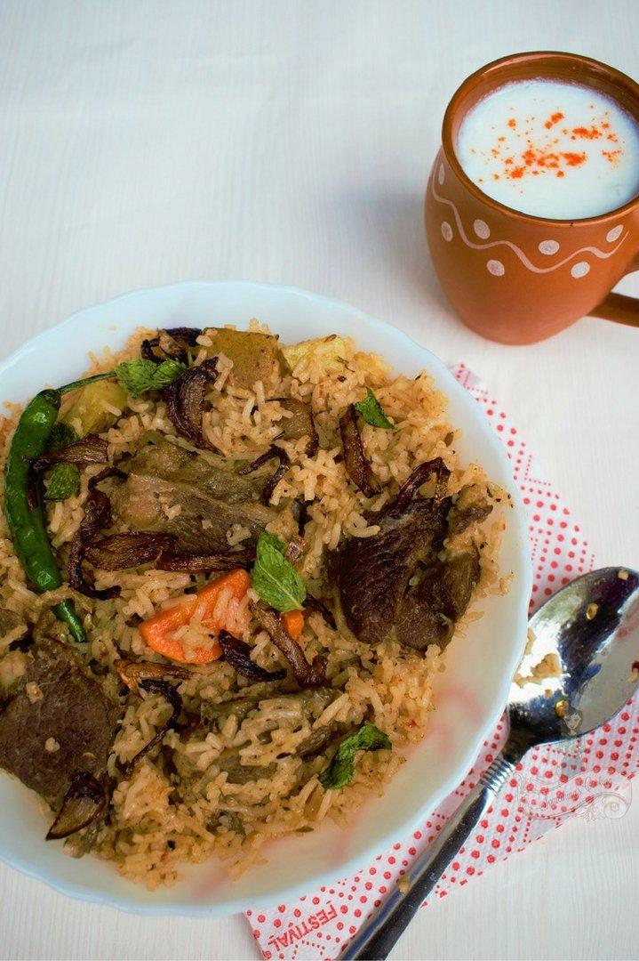 Yakhni Pulao Recipe - Yakhni Pulao - Yakhni Pulao Mutton