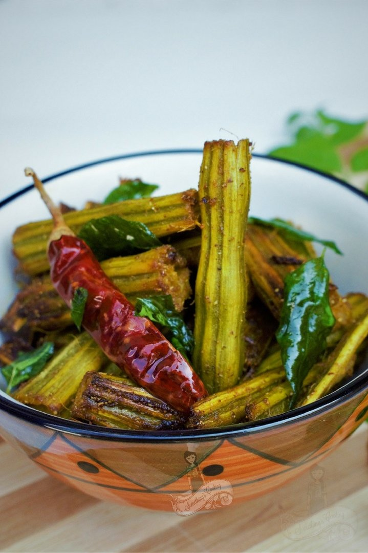 Kerala Drumstick Fry