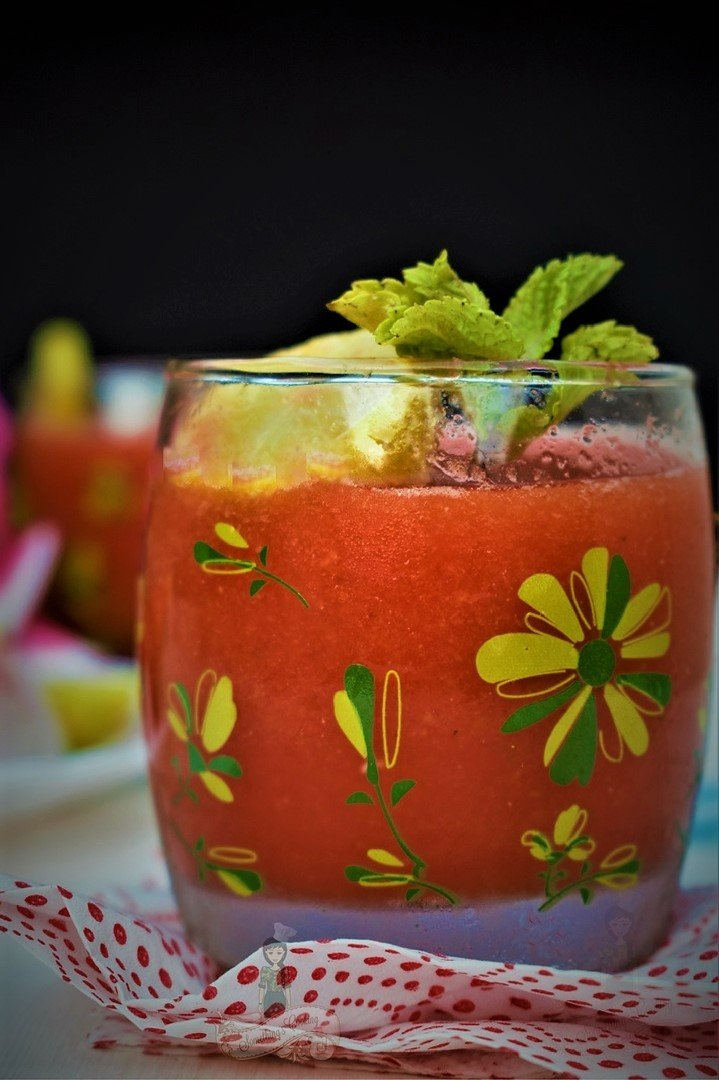 Watermelon Lime Slush - Sviten - Sviten Natural Sweetener