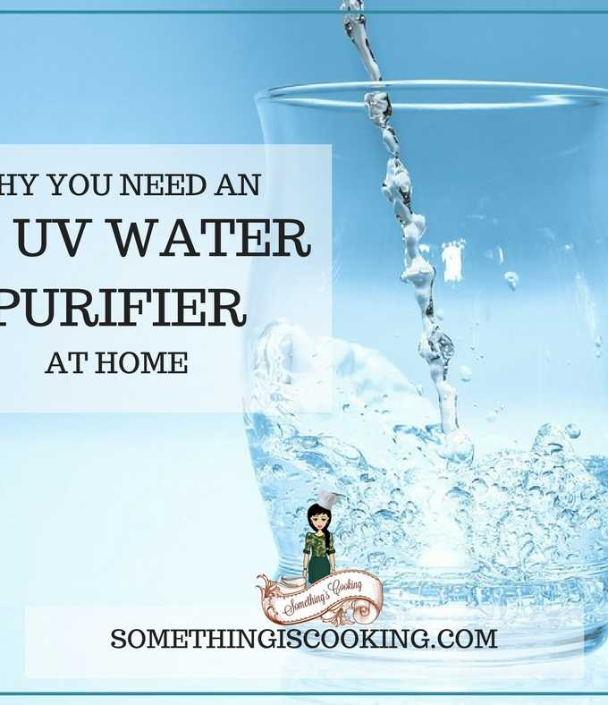 RO UV Water Purifier at Home