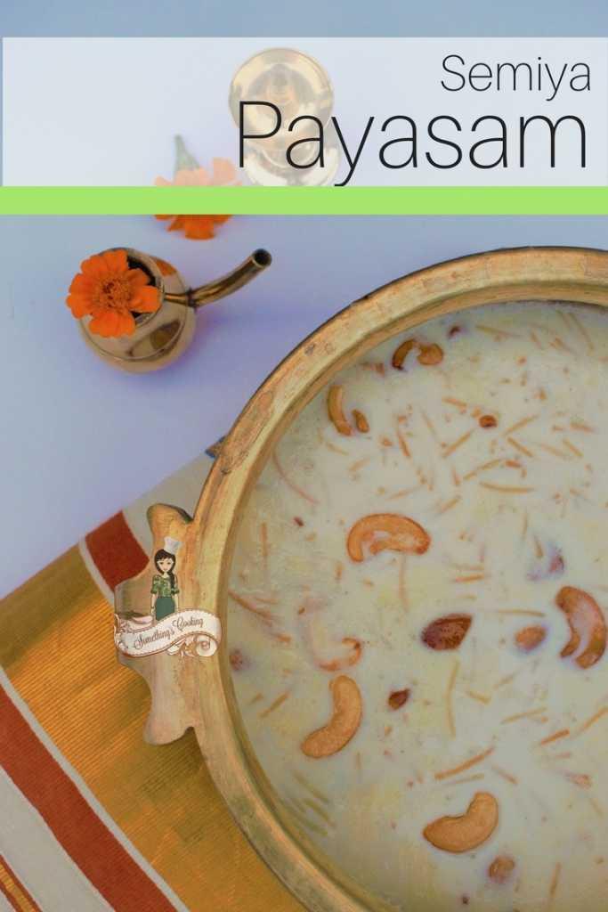 Semiya Payasam Recipe Malayalam