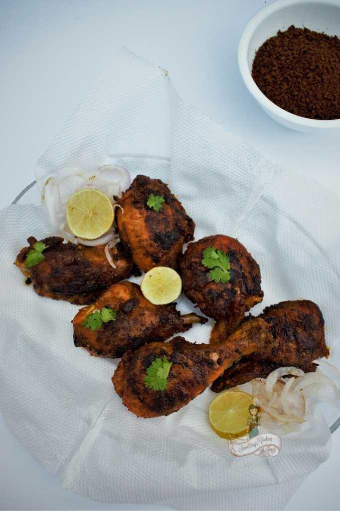 Coffee Spiced Chicken Recipe