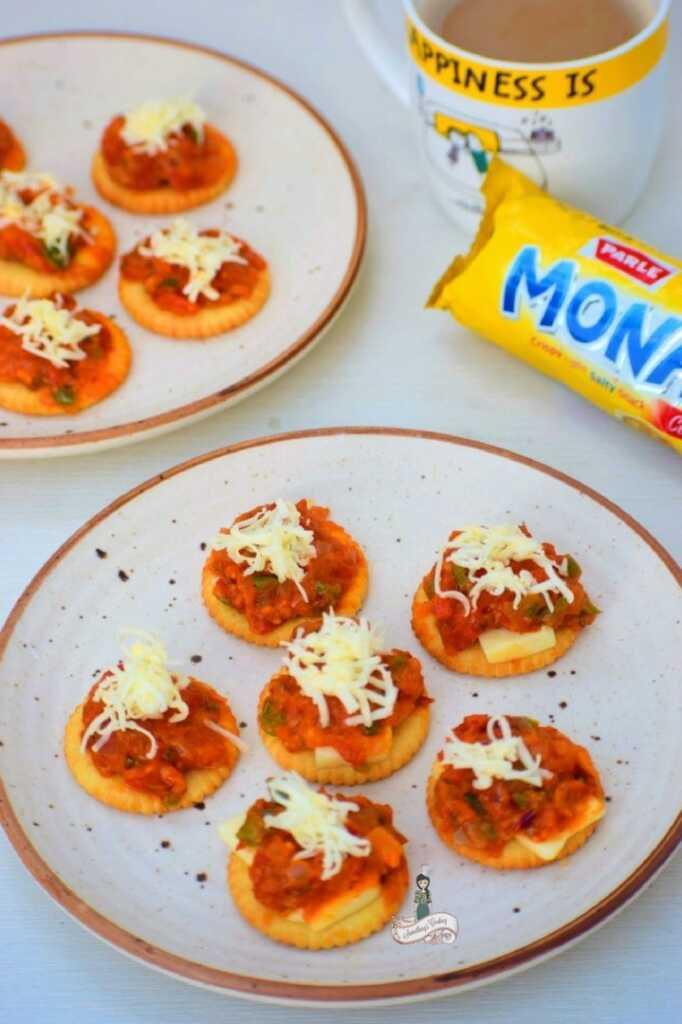 Cheesy Monaco Bites Recipe somethingiscooking.com