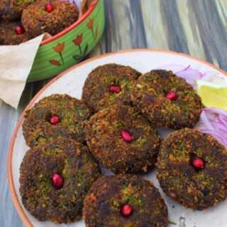 Hara Bhara Kebab Recipe somethingiscooking.com