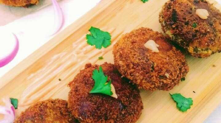 Keema Croquettes | Kerala Style Mutton Cutlet