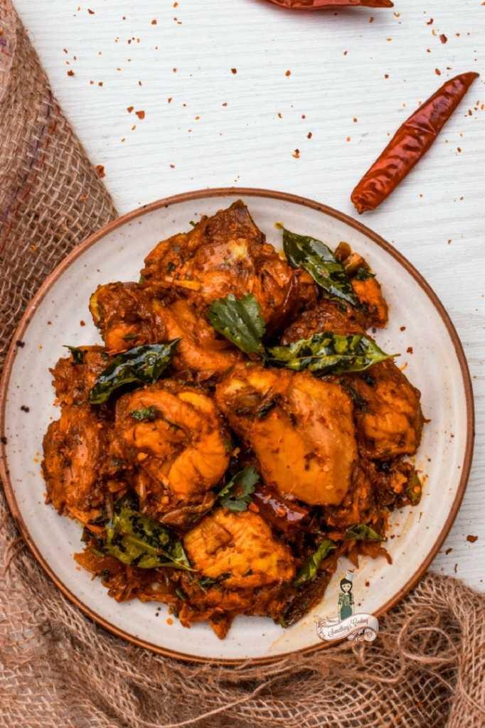 Chicken Peralan Kerala Style kohleyedme.com
