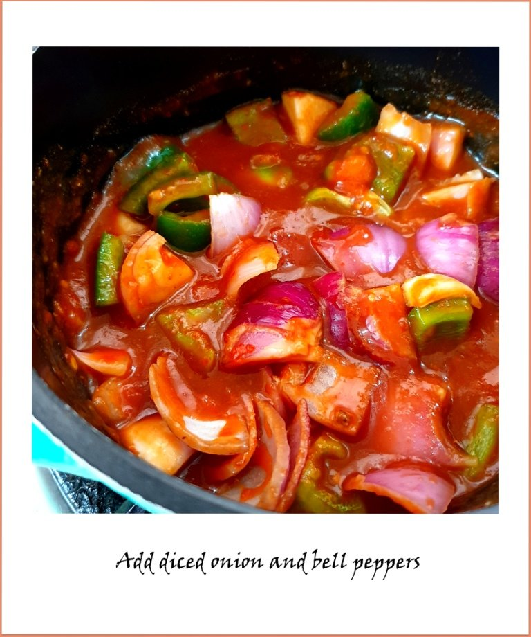 Keto Sweet and Sour Chicken5