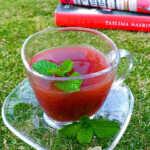 Cranberry Green Tea Detox Drink