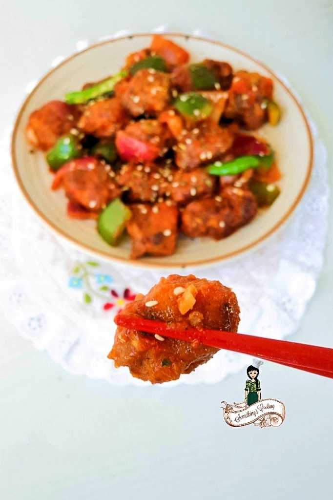 Keto Sweet and Sour Sauce