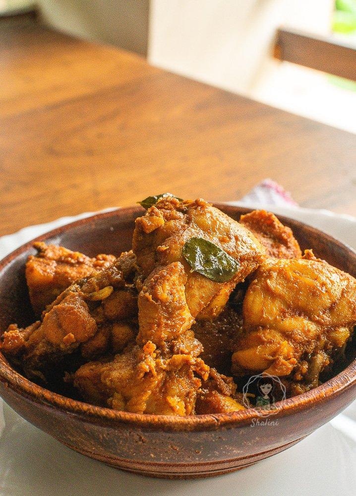 Zero Oil Chicken Roast Chicken Sarka Atozchallenge