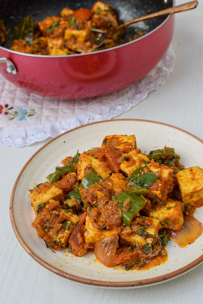 How to make Ksdhai Masala at home for Kadhai Paneer and Kadhai Chicken