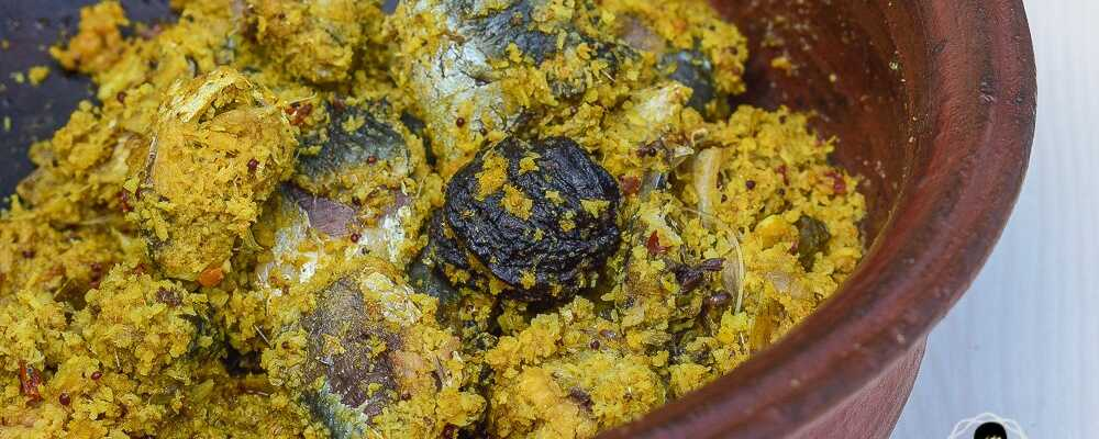 Meen Peera | Kerala Style Fish with Shredded Coconut