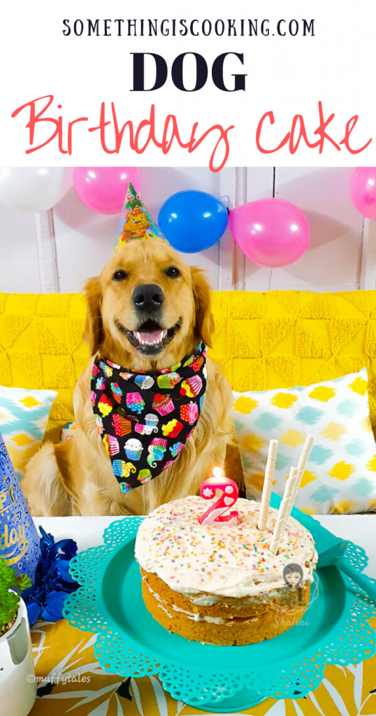 Astounding Dog Birthday Cake With Peanut Butter And Carrot And Easy Frosting Funny Birthday Cards Online Sheoxdamsfinfo