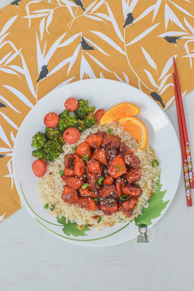 Easy Chinese Orange Chicken Recipe