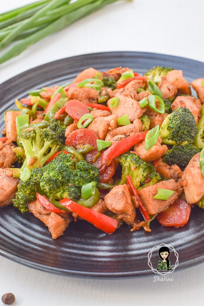 Keto Chicken and Broccoli Recipe
