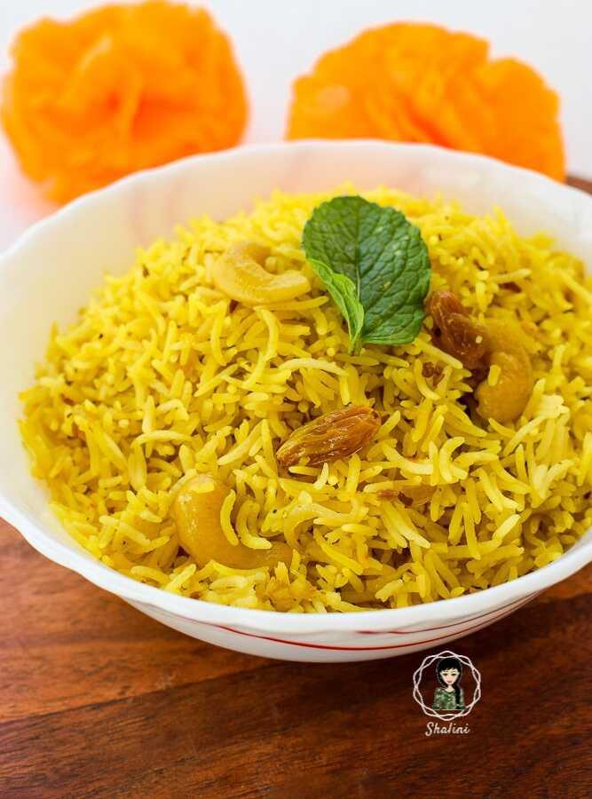 Indian Pilaf Recipe