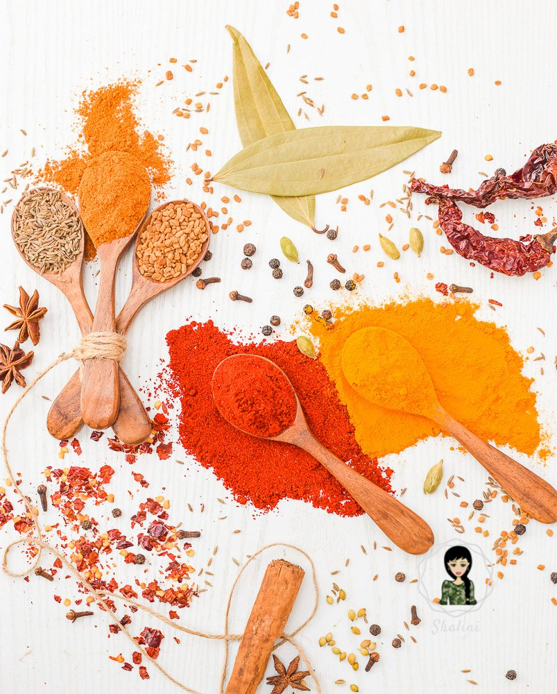 Essential Indian Spices for Cooking authentic Indian food