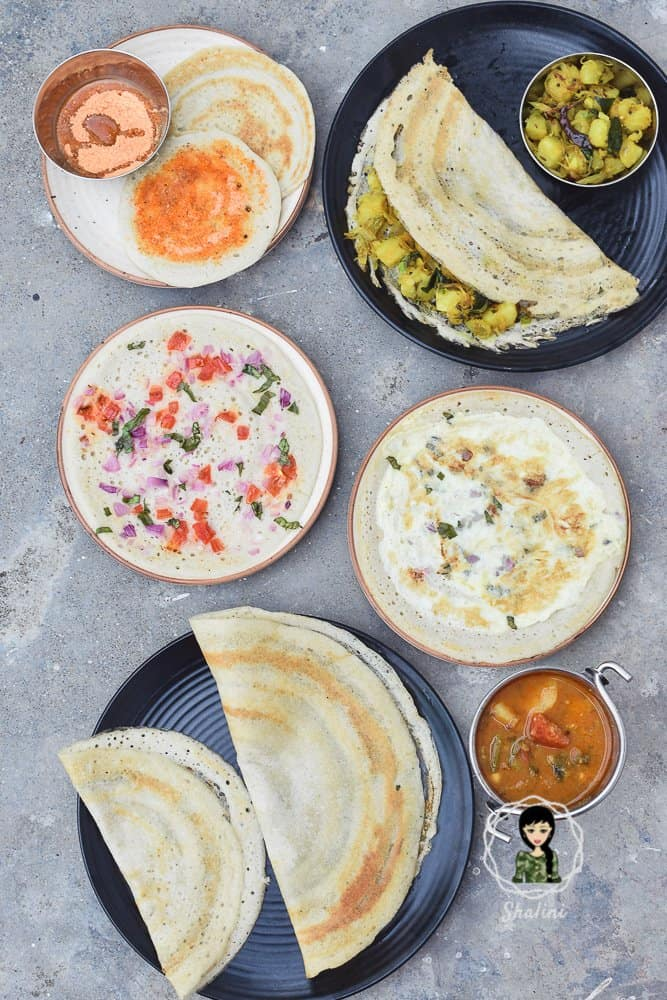 7 best dosa recipes