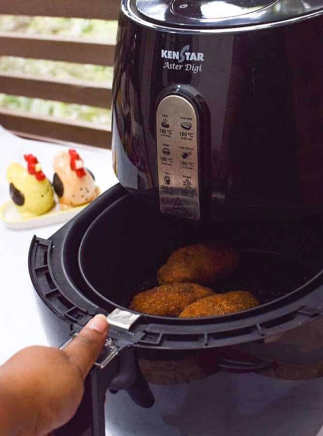air fryer basics